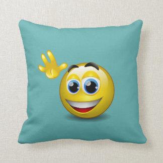 Hello World Cushion