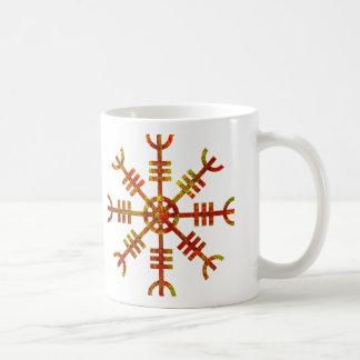 Helm Of Awe Norse Viking Symbol Coffee Mug
