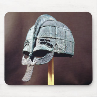 Helmet, from the Vendel Treasure Mouse Pad