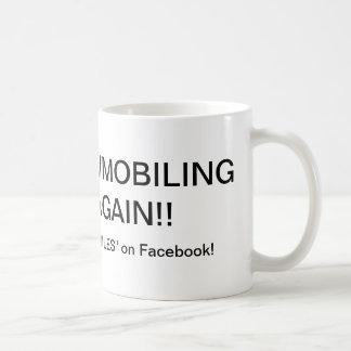 Help Make Snowmobiling Great Again! Coffee Mug