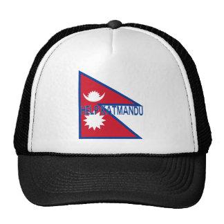 Help Nepal! Cap