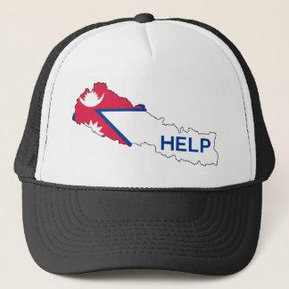 Help Nepal! Trucker Hat