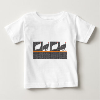 Hen Angola Pintadinha Baby T-Shirt