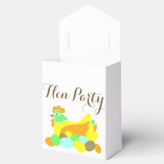 Hen Party Favour Boxes