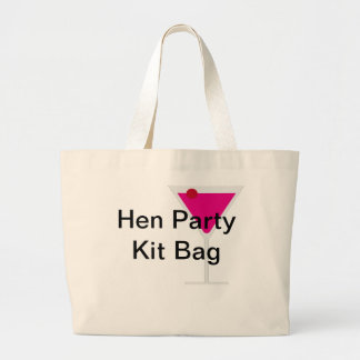 Hen Party Kit Bag