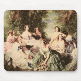 Hen Party Mouse Pads