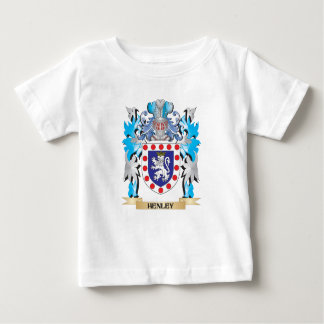 Henley Coat of Arms - Family Crest T-shirt