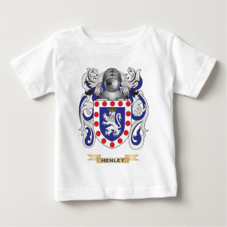 Henley Coat of Arms (Family Crest) T Shirt