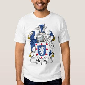 Henley Family Crest Tee Shirt
