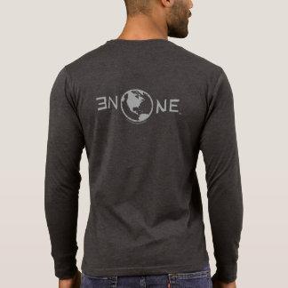 Henley Long Sleeve Shirt (Front/Back Print)