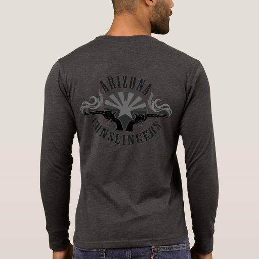 Henley Long Sleeve Shirt with Club Logo