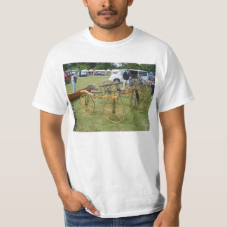Henley on Thames, Antique bicycles 1 T-Shirt