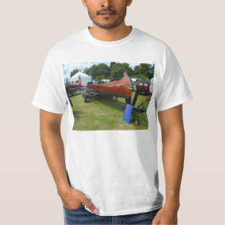 Henley on Thames Candian canoe T Shirts
