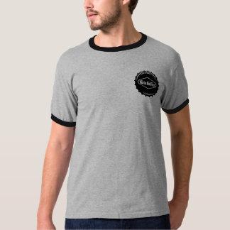 Henley T-shirt: bottle cap T-shirts