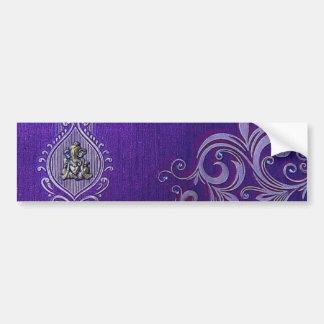 henna bumper sticker