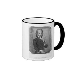 Henri Benjamin Constant de Rebecque at the Ringer Mug
