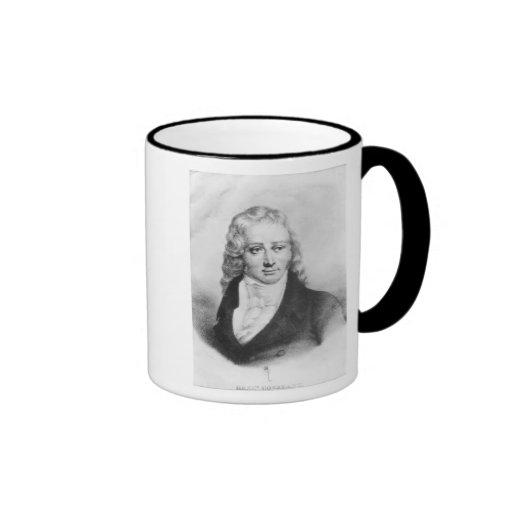 Henri Benjamin Constant de Rebecque Mugs