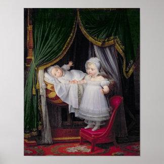 Henri-Charles-Ferdinand of Artois Poster