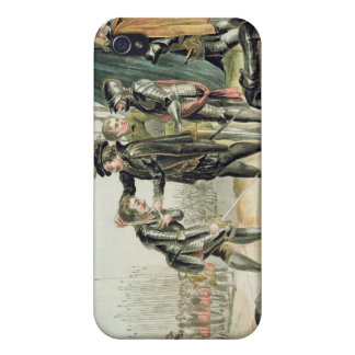 Henri II (1519-59) Receives Jean de Tavanes as a K Cases For iPhone 4