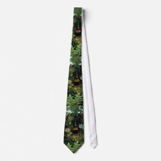 Henri Rousseau's The Dream (1910) Tie
