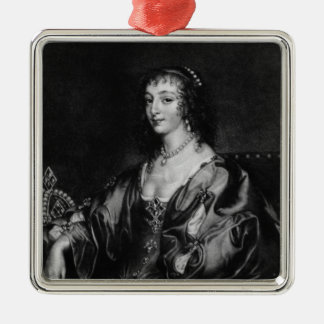 Henrietta Maria Christmas Ornament