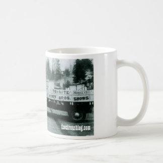 Henry Bros Circus Vintage Coffee Mug