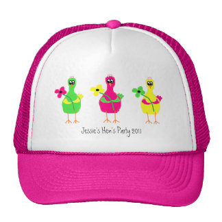 Hens Bridal Party Customisable Cap
