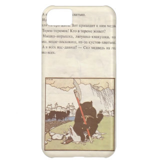 Heorhiy Narbut- 'Fairy Tales: Teremok. Mizgir' Case For iPhone 5C
