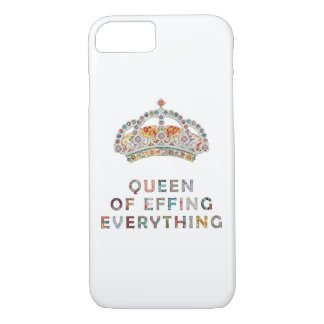 Her Daily Motivation iPhone 8/7 Case