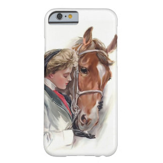 Her Favorite Horse Barely There iPhone 6 Case