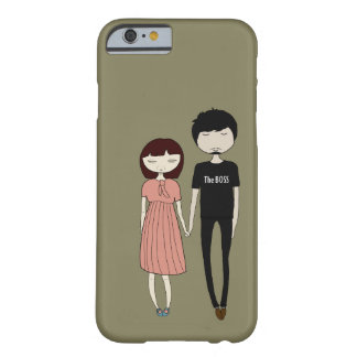 Her Favorite Man at Work Barely There iPhone 6 Case