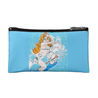 Héra of Cancer Cosmetic Bags