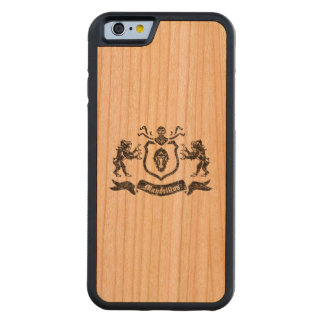 Heraldic Mandrill iPhone 6 Case