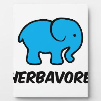 Herbavore Plaque