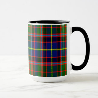 Herbert Scottish Tartan Mug
