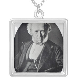 Herbert Spencer Silver Plated Necklace