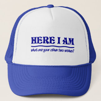 Here I Am hat