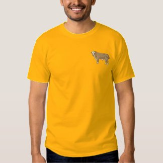 Hereford Bull Embroidered T-Shirt