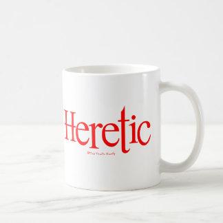 Heretic Basic White Mug
