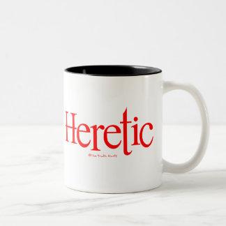 Heretic Two-Tone Mug