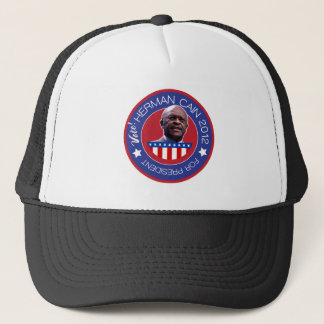 Herman Cain for US President 2012 Trucker Hat