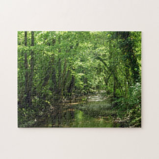 Hermance river jigsaw puzzle