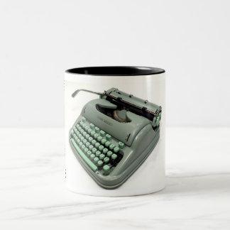 Hermes 3000 typewriter - 1964 Two-Tone mug