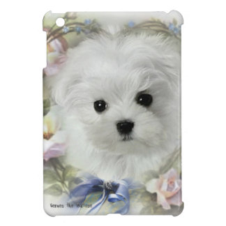 Hermes the Maltese Cover For The iPad Mini
