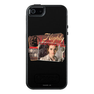 Hermione 8 OtterBox iPhone 5/5s/SE case