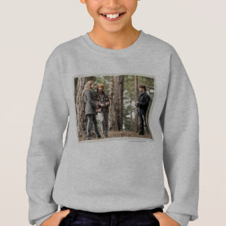Hermione, Ron, and Harry 2 Sweatshirt