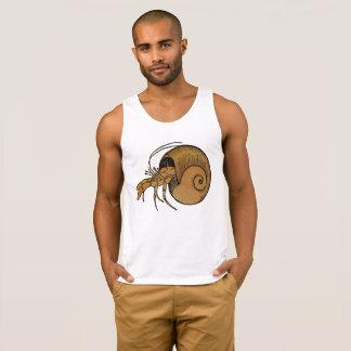 Hermit Crab Singlet