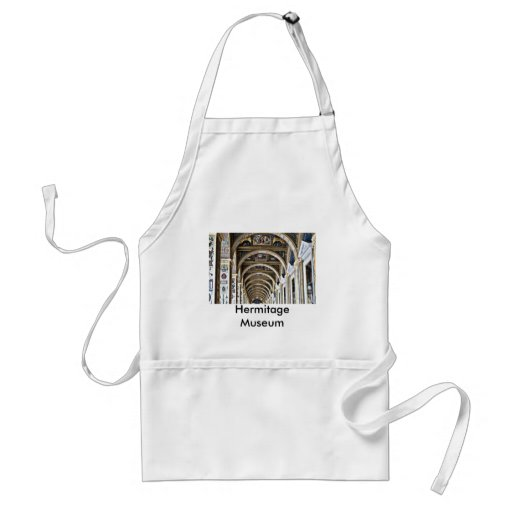 Hermitage Arches, Hermitage Museum Aprons