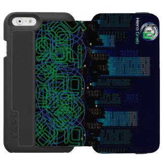 HeroGrab iPhone 6/6s Wallet Case, Blank Inner Case Incipio Watson™ iPhone 6 Wallet Case