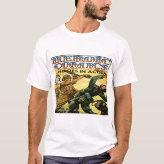 Heroic Comics #19 Comic Book Cover T-Shirt